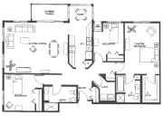 The Evergreen : 1562 SQ. FT.